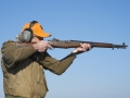 04_ closer with cd with his .308 NATO M1 Garand